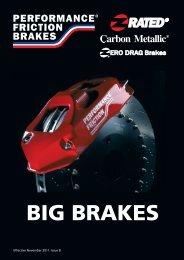 Big Brake Applications - Co-OrdSport