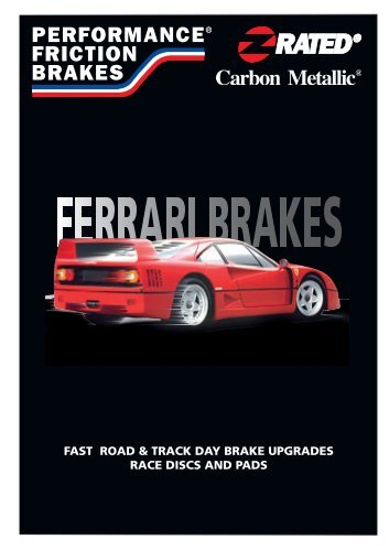 FERRARI BRAKES LEAFLET.indd - Delta Motor
