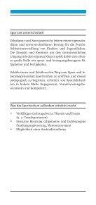 Studieninformationsflyer Master Of Education - Institut für ... - Page 2