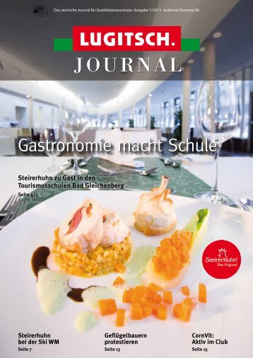 Lugitsch Journal - Steirerhuhn