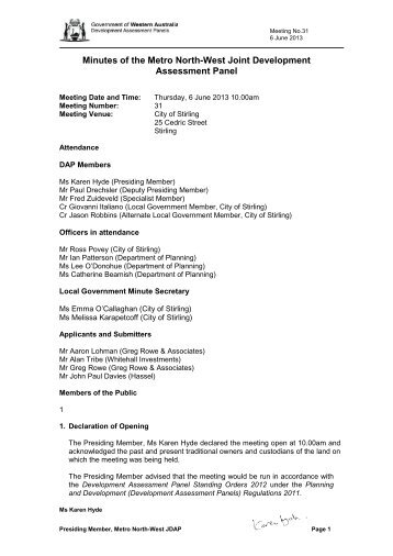 department meeting minutes template