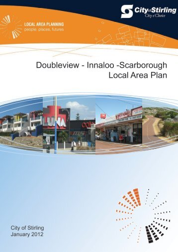 Doubleview - Innaloo -Scarborough Local Area Plan - City of Stirling