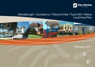 Yokine Local Area Plan - City of Stirling