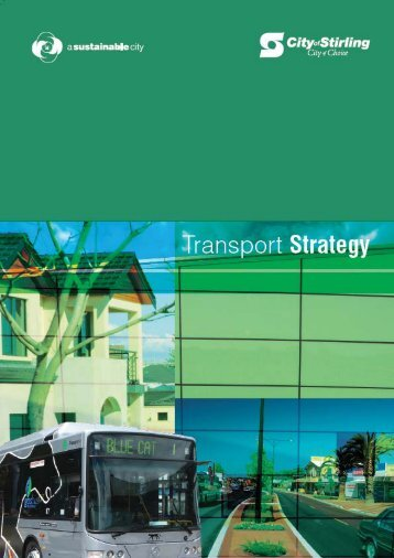 Integrated Transport Strategy - City of Stirling