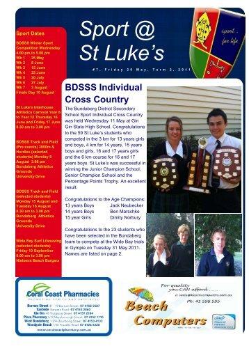 Issue 7 - St Luke's Anglican School