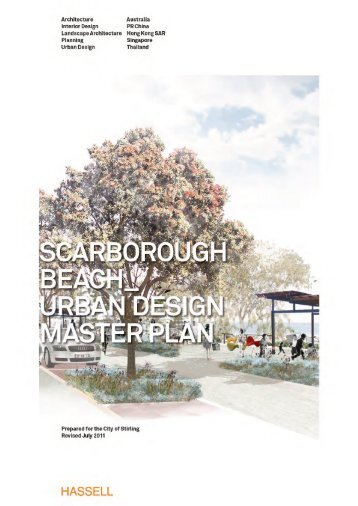 Scarborough Beach Urban Design MasterPlan July ... - City of Stirling