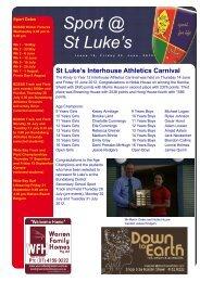 Issue 10 - St Luke's Anglican School