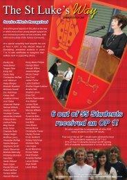 Summer 2007 - St Luke's Anglican School