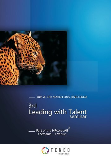 Leading with Talent