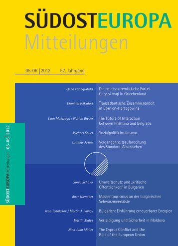 Cover_05-06-2012.Aussen Kopie - Suedosteuropa Gesellschaft