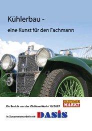 Oldtimer Markt - für die Motorkühlung und Fahrzeugklimatisierung