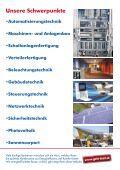 Elektrotechnik Stocker GmbH Broschüre - Page 3