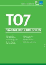 T07-Dränage und Kabelschutz - Kontinentale