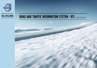 road and traffic information system - rti l:7 :9>i>dc - ESD - Volvo