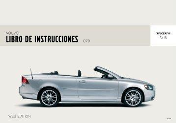 C70 INSTR.indd - ESD - Volvo