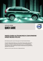 XC90 Quick Guide w620 version B Sv.fm - ESD - Volvo
