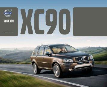 De Volvo XC90 brochure - ESD - Volvo