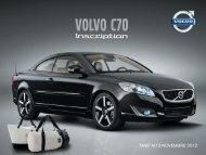 VOLVO C70 - ESD - Volvo