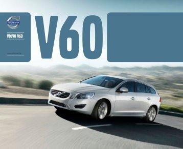 De Volvo V60 brochure - ESD - Volvo