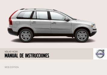 Manual DE INSTRUCCIONES - ESD - Volvo
