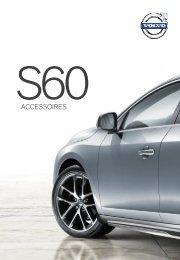 De Volvo S60 accessoire brochure - ESD - Volvo