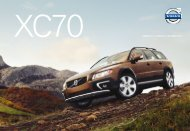 GAMME 2014 - TARIF AU 15 AVRIL 2013 - ESD - Volvo