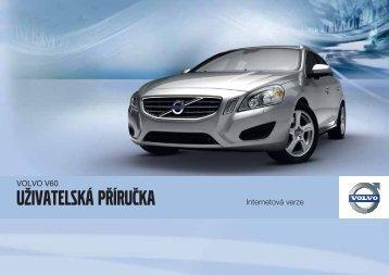 UŽIVATELSKÁ PŘÍRUČKA - ESD - Volvo