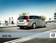 Der Volvo V50. - ESD