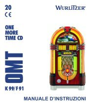 One More Time CD - Wurlitzer