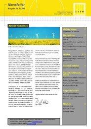 Newsletter - Bremer Energie Institut