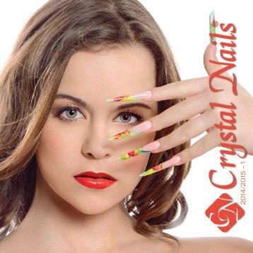 Crystal Nails Katalog 2014/2015 – 1