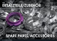 ERSATZTEILE/ZUBEHÖR SPARE PARTS ... - Delta Motor