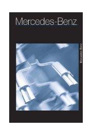 Mercedes – Benz - Delta Motor