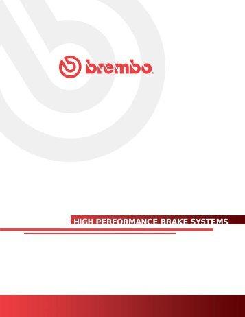 High Performance Catalog - Delta Motor