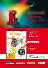 Elektronik lighting - next!-Community