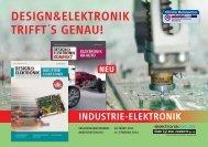 DESIGN&ELEKTRONIK; TRIFFT´S GENAU! - next!-Community