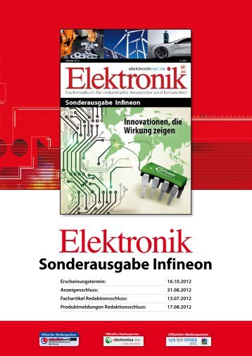 Sonderausgabe Infineon - next!-Community