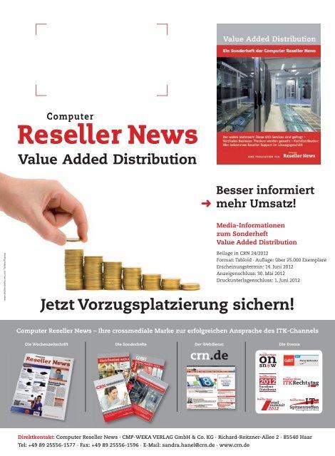 Value Added Distribution - CRN.de
