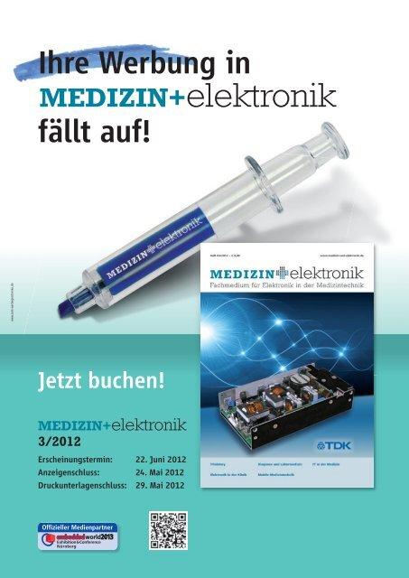 MEDIZIN+elektronik 3/2012 - next!-Community