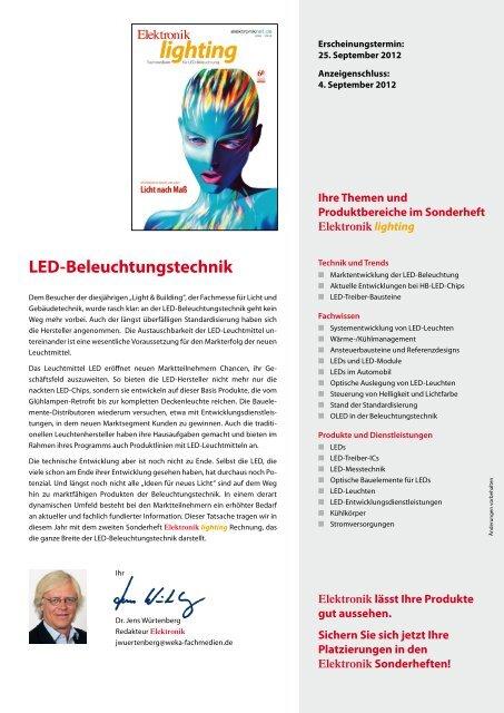 lektronik leuchtet - next!-Community