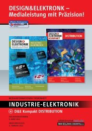 INDUSTRIE-ELEKTRONIK DESIGN&ELEKTRONK; - next!-Community