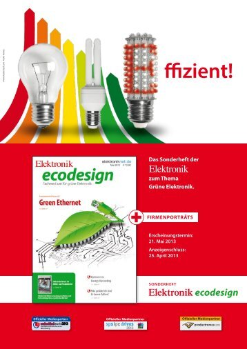 Elektronik ecodesign 2013 - next!-Community