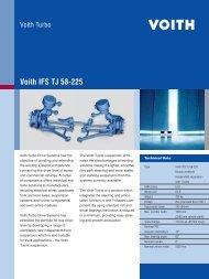 Voith IFS TJ 58-225