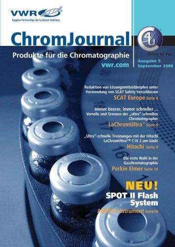 ChromJournal - VWR-International GmbH