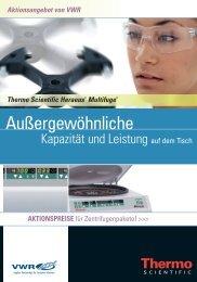 Außergewöhnliche - VWR-International GmbH