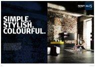 + Hülsta Now! no.15 magazine - InnoShop