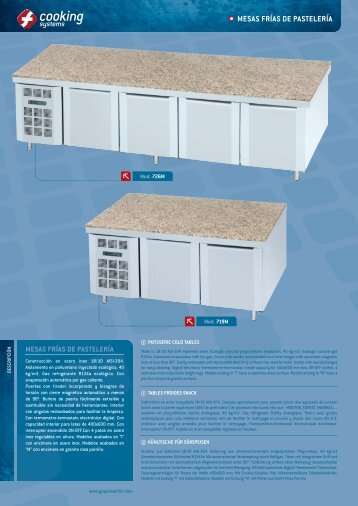 Catálogo del producto - Macfrin