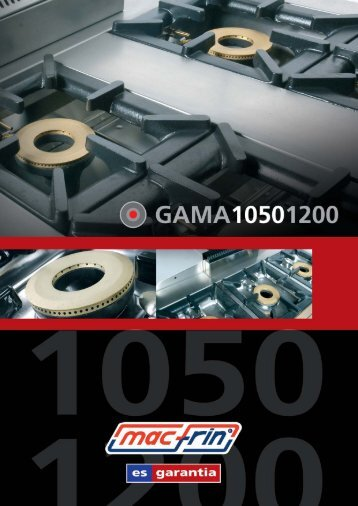 GAMA 1200 - Macfrin