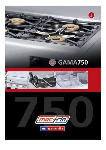 GAMA 750 - Macfrin