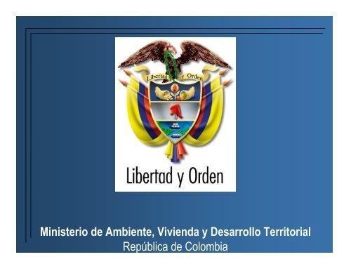 Dictamen Técnico Ambiental - Ministerio de Ambiente, Vivienda y ...